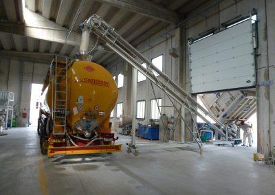 convogliatori aero-meccanici