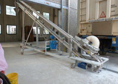 convogliatori aero-meccanici hiway